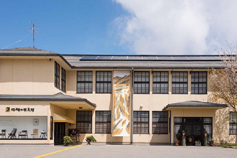 飛騨産業 飛騨の家具館