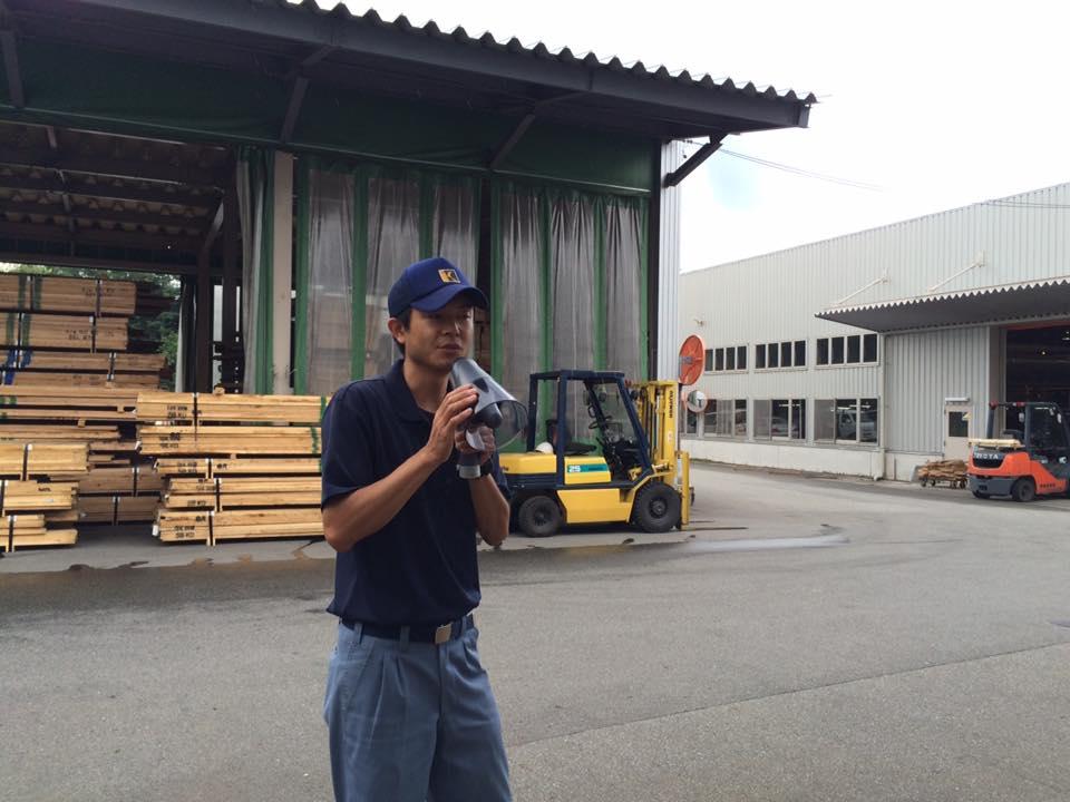 飛騨産業工場