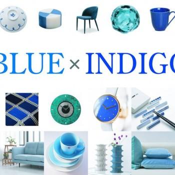 Blue ×indigo