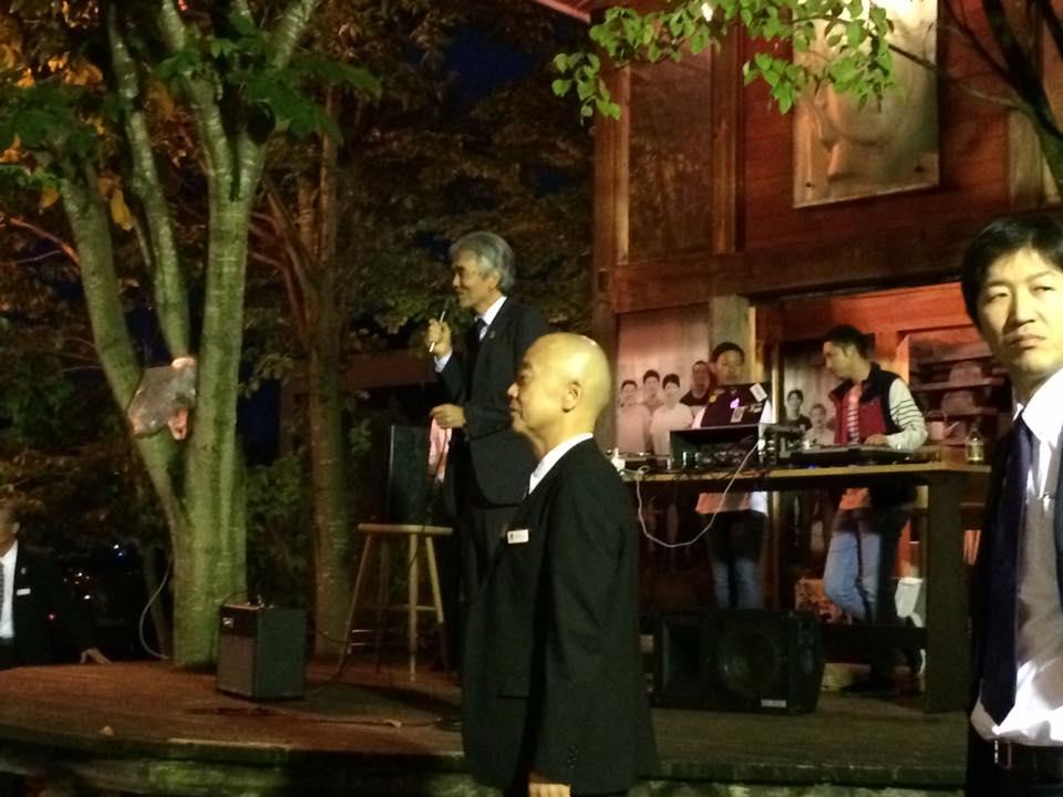 飛騨産業ガーデンパーティー