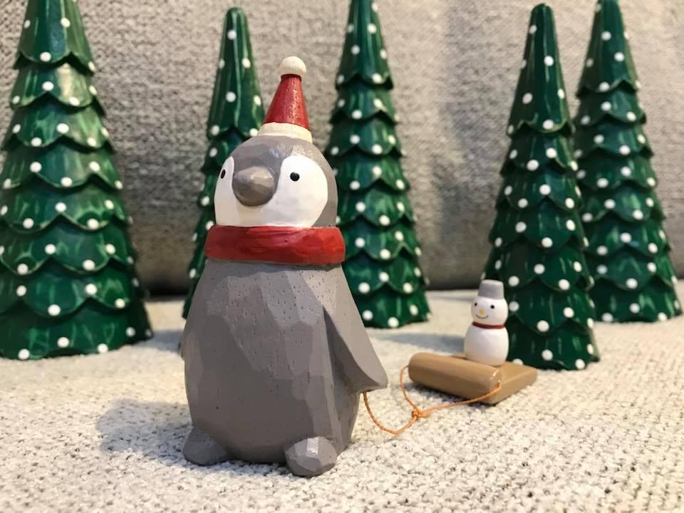 ペンギンソリ