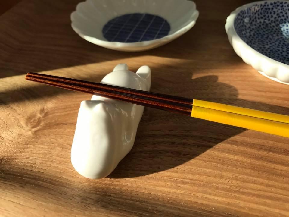 箸&ムーミン