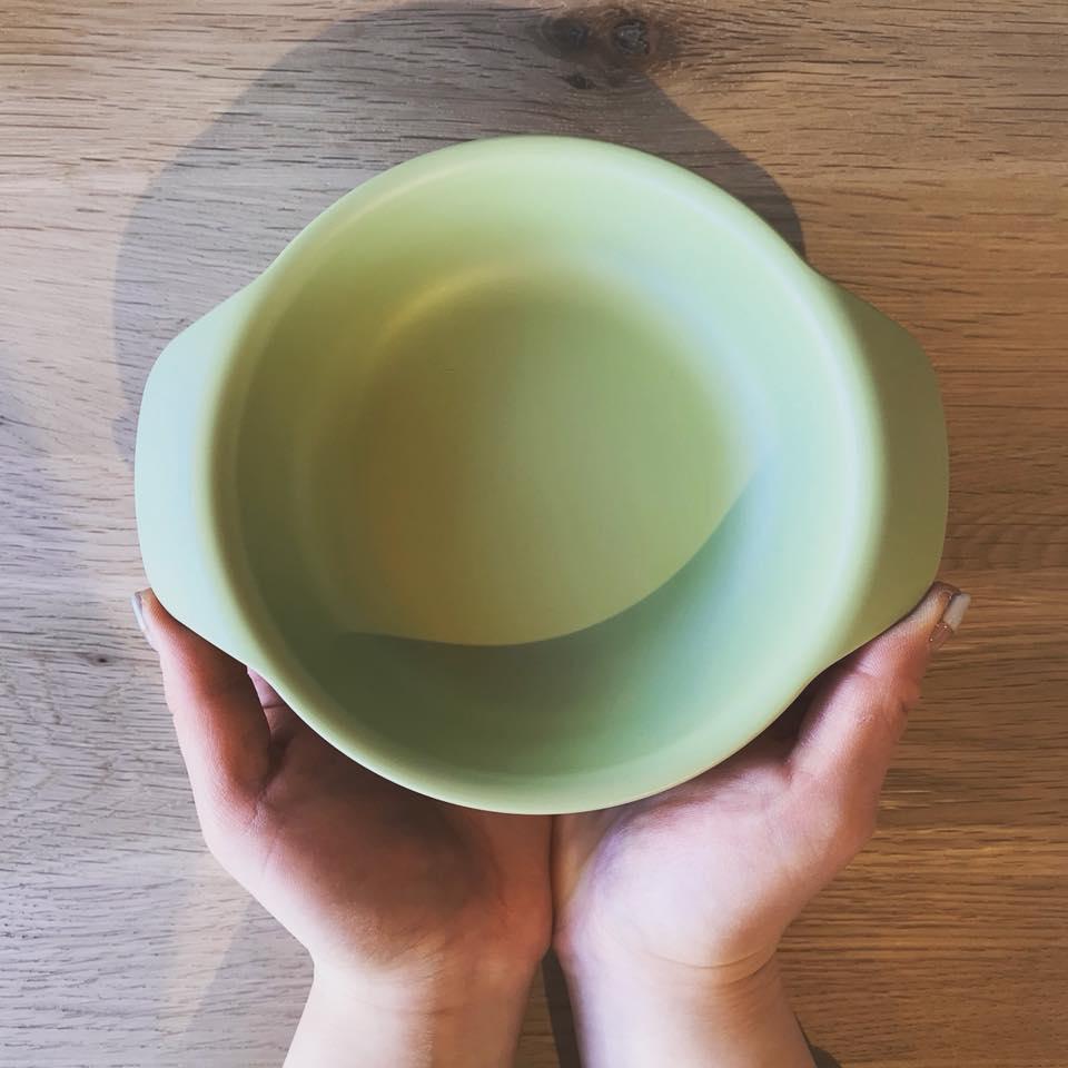 使用感②小皿