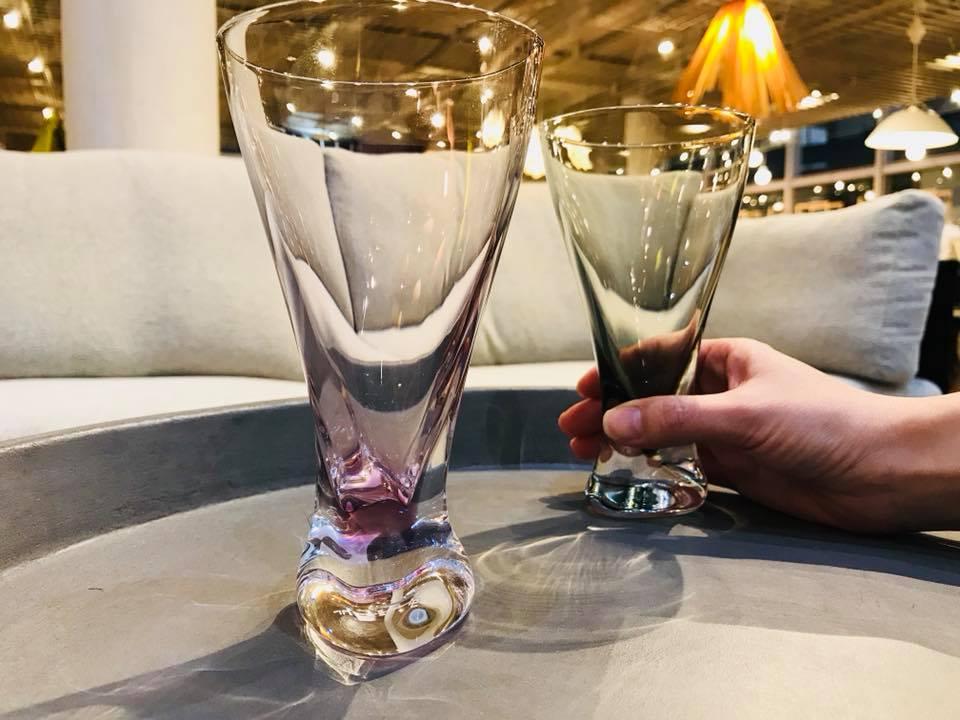 5000円グラス