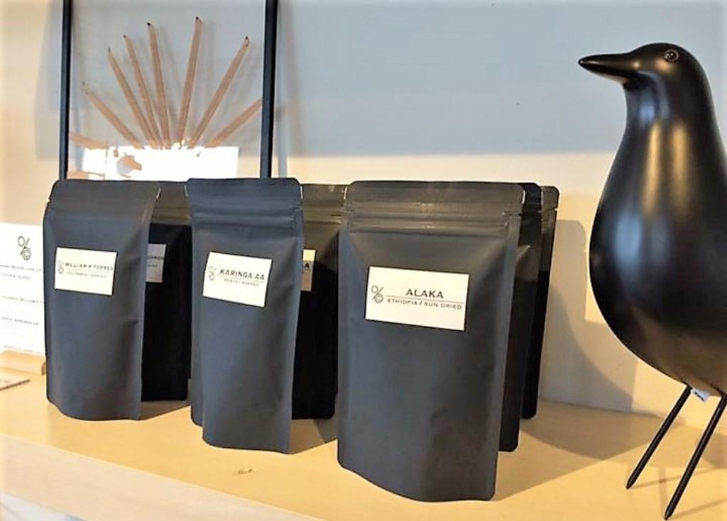 コーヒー豆3種