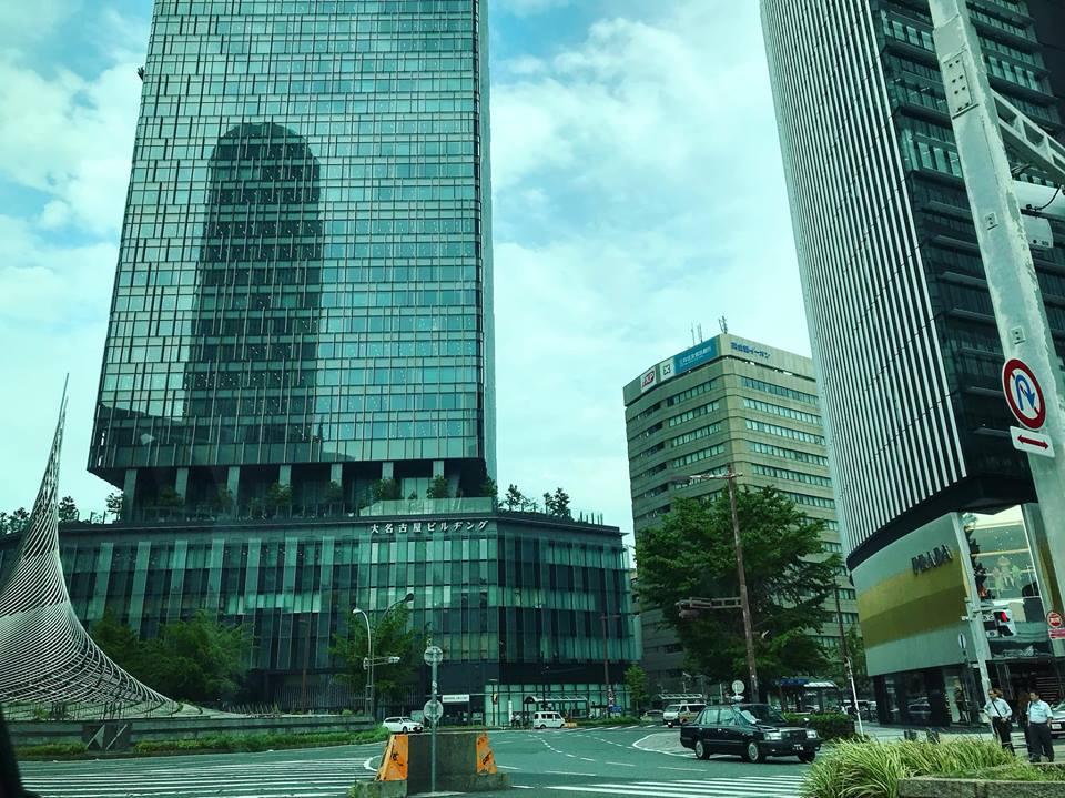名古屋駅前ビル