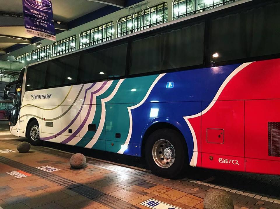 名鉄交通夜行バス