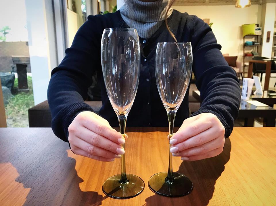 シャンパン比較
