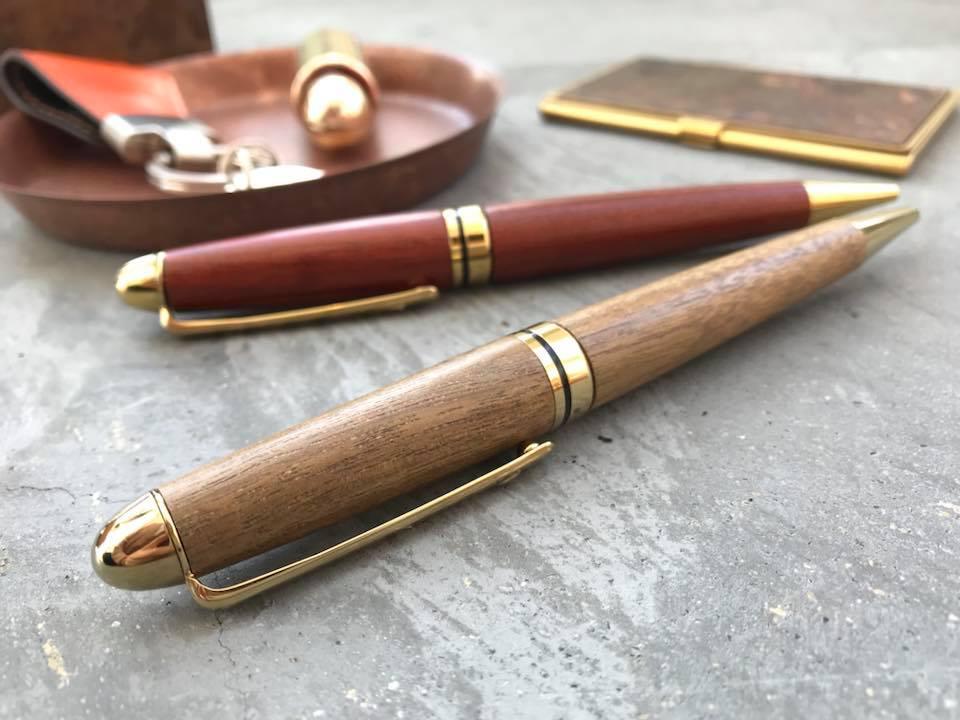 太ボールペン(ゴールド)メイン