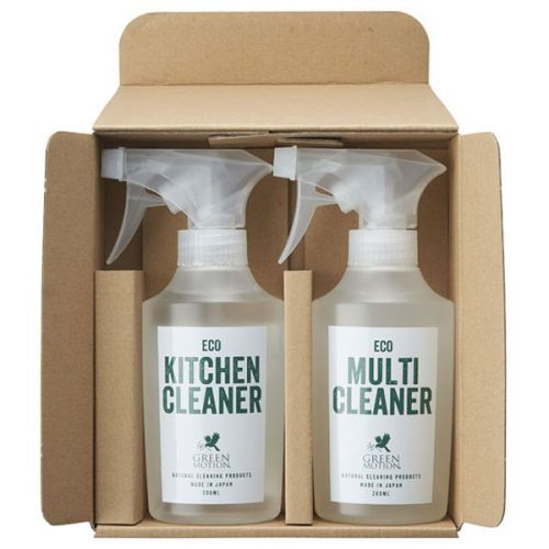 eco cleaner set
