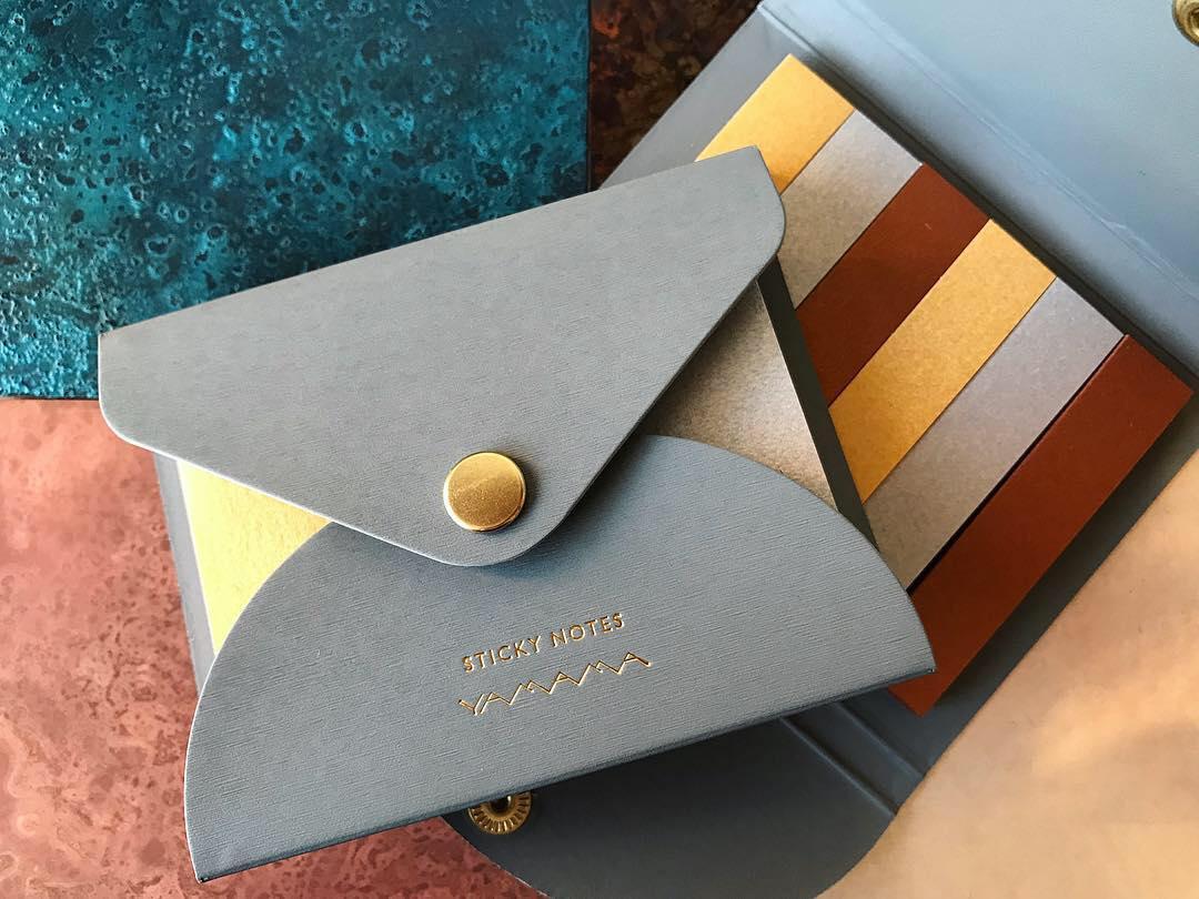 金銀銅ふせん紙2